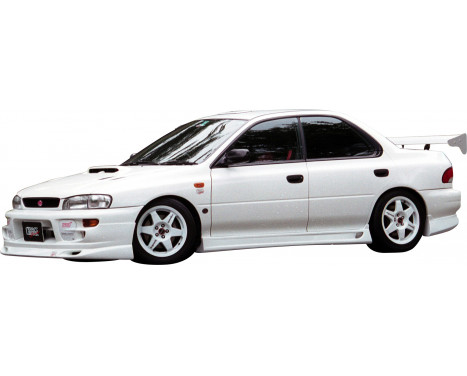 Aileron avant CharSpeed Subaru Impreza GC8 Version 5/6 Type2, Image 2