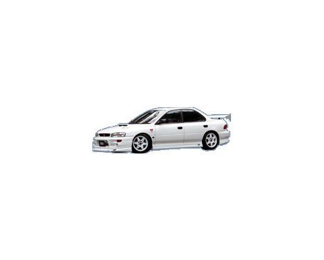 Aileron avant CharSpeed Subaru Impreza GC8 Version 5/6 Type2