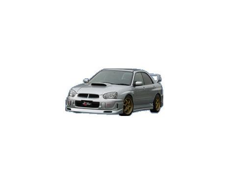 Aileron avant CharSpeed Subaru Impreza GD # (C / D / E)