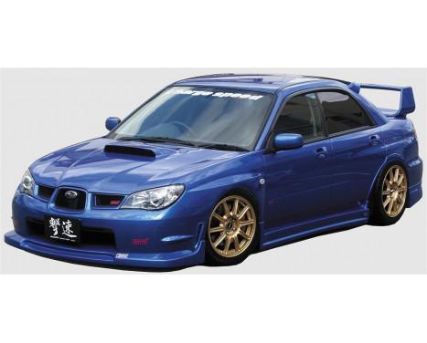 Aileron avant CharSpeed Subaru Impreza GD # (F / G) 'S-Type'