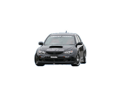 Aileron avant CharSpeed Subaru Impreza WRX STi 2008 - Bottomline (FRP), Image 2