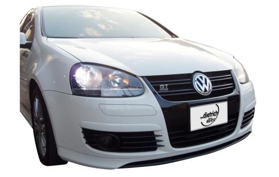 Dietrich Spoiler avant Volkswagen Golf V GTi / GT 2003-2008 'V-Type' (PU)