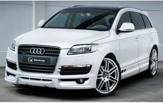 IBherdesign Spoiler avant Audi Q7 sans la S-Line 'Czar'