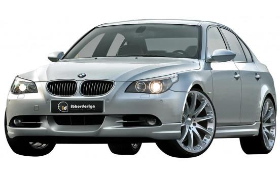 IBherdesign Spoiler avant BMW Série 5 E60 / E61 7 / 2003- Berline / Touring 'Raven'