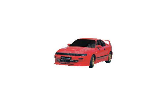 IBherdesign Spoiler avant Toyota Celica T18 1989-1994 Amazon