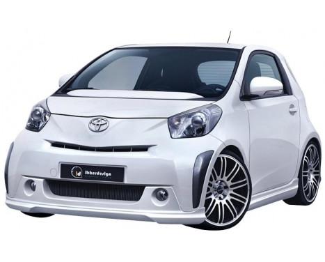 IBherdesign Spoiler avant Toyota iQ 2009- 'Party'