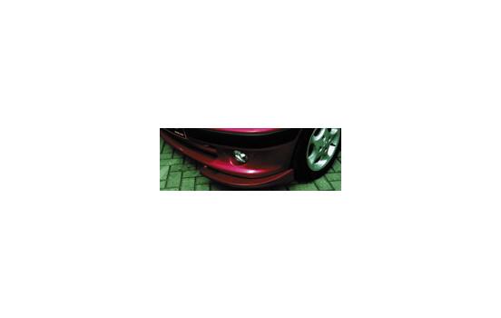 Pare-chocs avant RGM Cornersplitters Peugeot 106 1996- GTi / Ralley