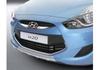RGM Spoiler avant 'Skid-Plate' Hyundai ix20 9 / 2010- - argent (ABS)