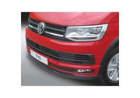 RGM Spoiler avant lèvre Volkswagen Transporter T6 2015- Noir