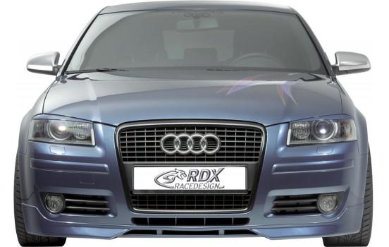Spoiler avant Audi A3 8P Sportback 04- + 3 portes 2005- (ABS)