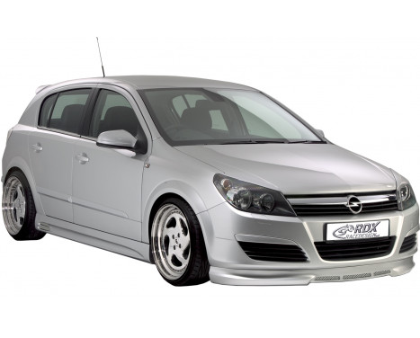 Spoiler avant Opel Astra H 5 portes / Wagon -2007 sans GTC (ABS)