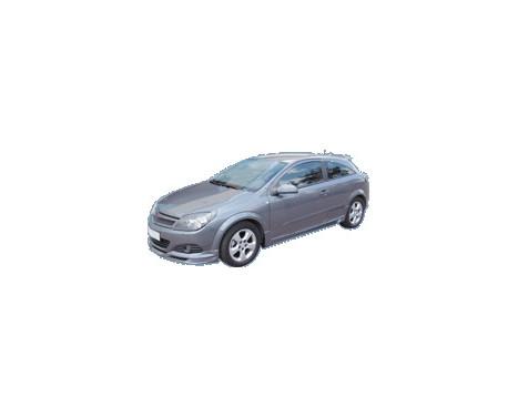 Spoiler avant Opel Astra H GTC 3 portes 2005-2009 (ABS), Image 2