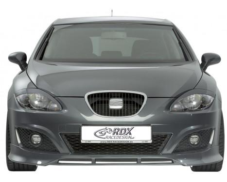 Spoiler avant Seat Leon 1P 09- sans FR / Cupra (ABS)