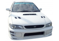 Spoiler avant Subaru Impreza STi 1998-201 (PU)