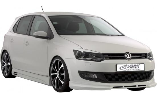 Spoiler avant Volkswagen Polo 6R 2009- (ABS)
