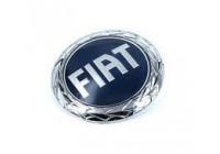 Cache moteur avant emblème Fiat