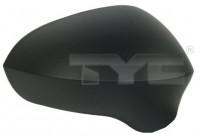 Revêtement, rétroviseur extérieur 331-0059-2 TYC