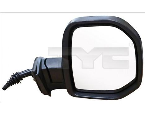 Rétroviseur extérieur 305-0130 TYC, Image 2