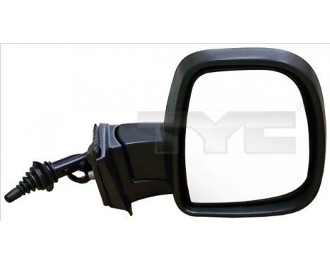 Rétroviseur extérieur 305-0181 TYC, Image 2