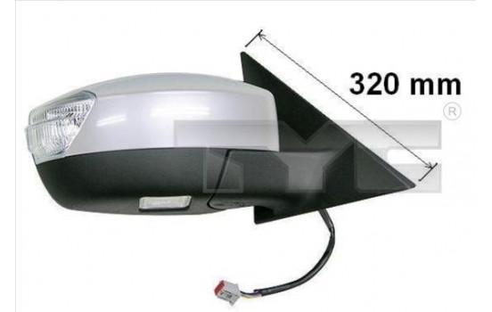 Rétroviseur extérieur 310-0125 TYC