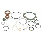 Steering rack gaskets