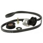 Auxiliary drive belt kit