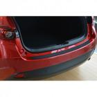 Rear bumper protection