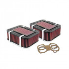 K&N Carburettor air filter