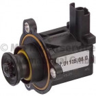 Electrical bypass valve