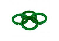 Ställ TPI navringar - 66.5-> 57.1mm - Grön