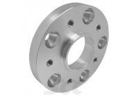 Aluminium spacer 25mm 100/4 boss hole 54,1