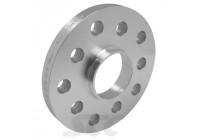 distansorgan av aluminium 15mm 100/4 + 108/4 boss hole 57,1