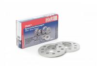 H & R spår spacer set / Spacer 10mm per axel (5mm per hjul)