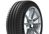 4 Michelin Pilot Sport 215/45 R17 91Y XL