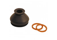 Womi Fuseekogelhoes 25x12mm PU-Ring  Womi