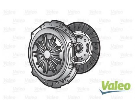 Kopplingssats KIT2P 828014 Valeo