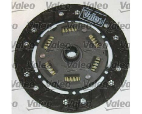 Kopplingssats KIT3P 6800 Valeo, bild 2