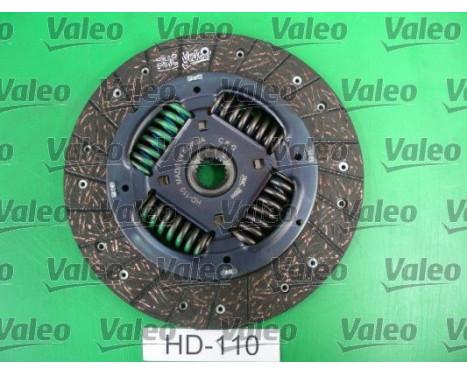 Kopplingssats KIT3P 826825 Valeo, bild 6