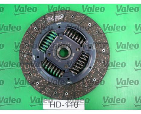 Kopplingssats KIT3P 826825 Valeo, bild 2