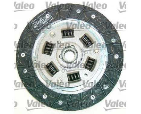 Kopplingssats KIT3P flat contact Valeo, bild 6