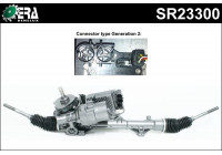 Styrväxel SR23300 ERA