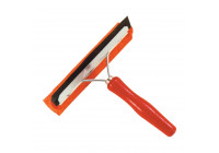 Window extractor wiper 14,5cm steel13cm