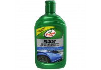Turtle Wax Metallic Wax + PTFE 500ml