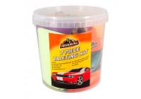 Armor All Car Wash Bucket - 8 parts