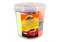 Armor All Car Wash Bucket (Wasemmer) - Promotional package - 8 pieces