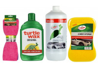 Turtle Wax package 'Wash & Wax'
