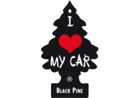 Air freshener Arbre Magique Black Pine