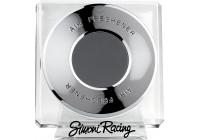 Simoni Racing Air Freshener Crystal - BLV Black