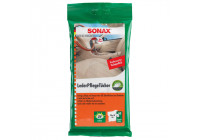 Sonax Leather care cloths - 10 pieces