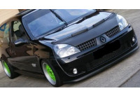 Front-end cover Renault Clio II 2001-2005 carbon look